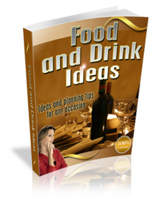 Product picture Good Food and Drink Ideas - Ideas and Tips for any occasion
