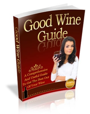 Product picture Good Wine Guide - red or white, which glass, which occasion