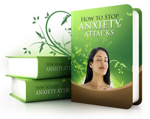 Product picture How To Stop Anxiety Attacks - Cure Anxiety Attaks NOW!